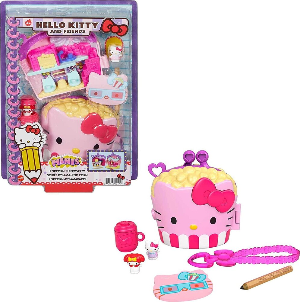 Sanrio - Mattel - Sanrio Compact 5