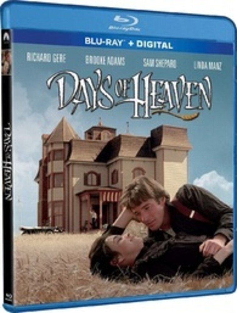 - Days Of Heaven / (Ac3 Dol Dts Dub Ws)