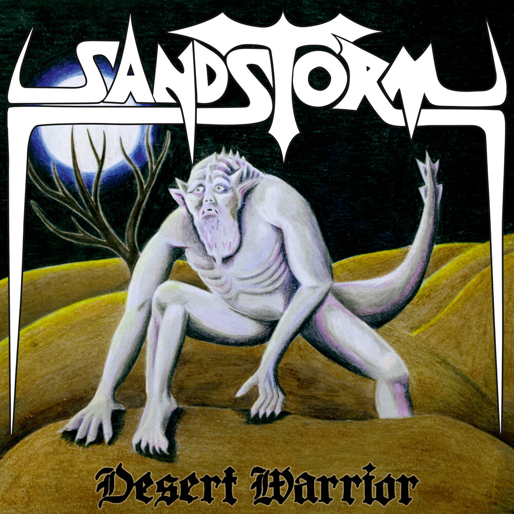 Sandstorm - Desert Warrior