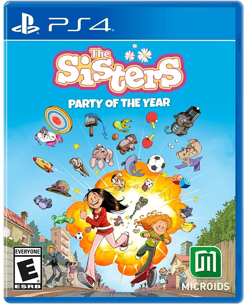 Ps4 Sisters: Party of the Year - Ps4 Sisters: Party Of The Year