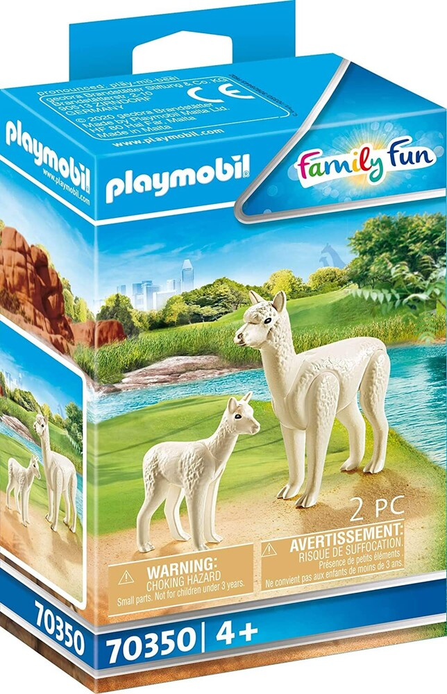 - Family Fun Alpaca With Baby (Fig)