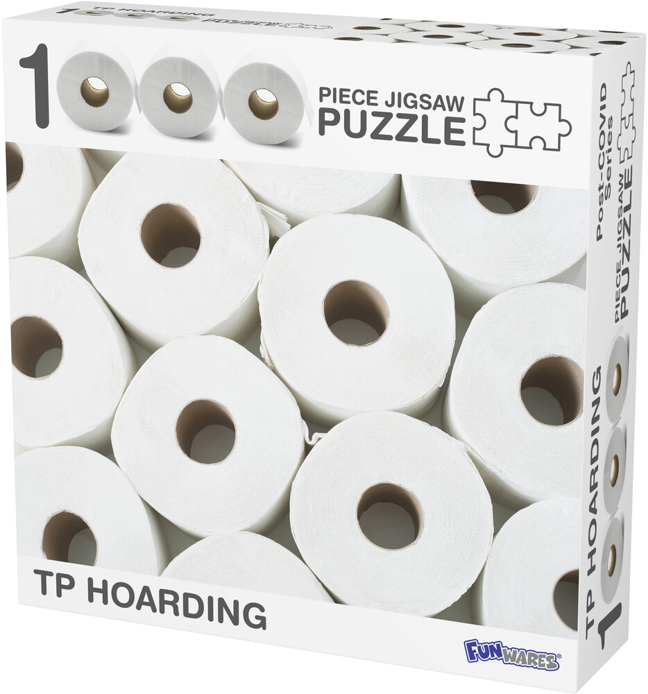 - Funwares Tp Hoarding Puzzle (Puzz)