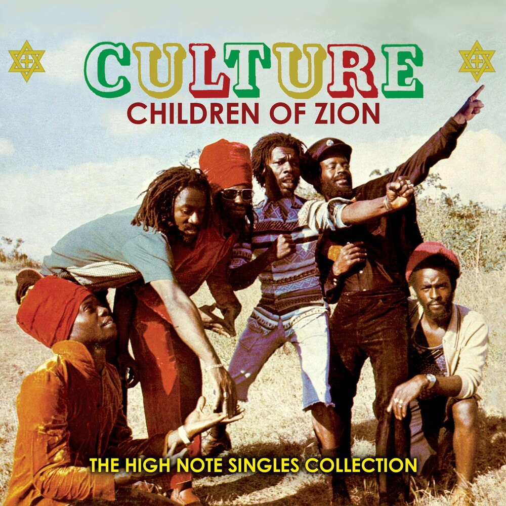 Culture - Children Of Zion (Uk)