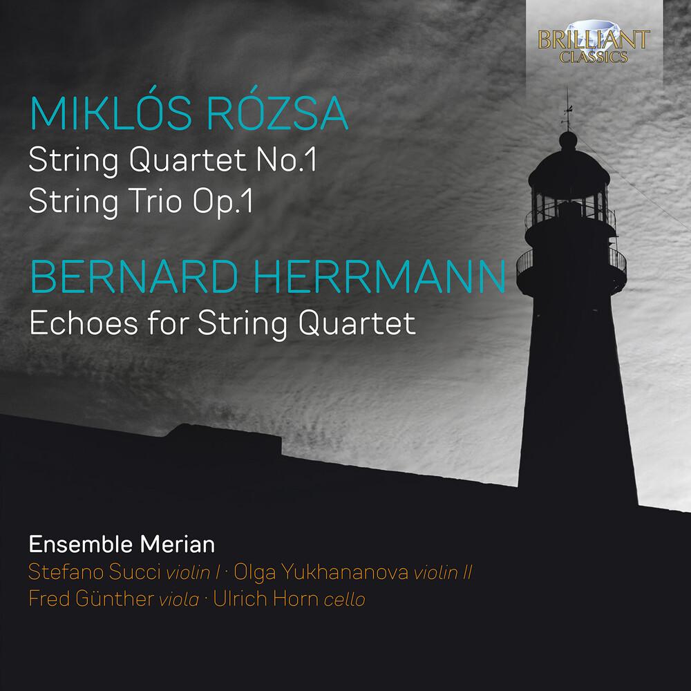 Herrmann / Ensemble Merian - Music For String Quartet