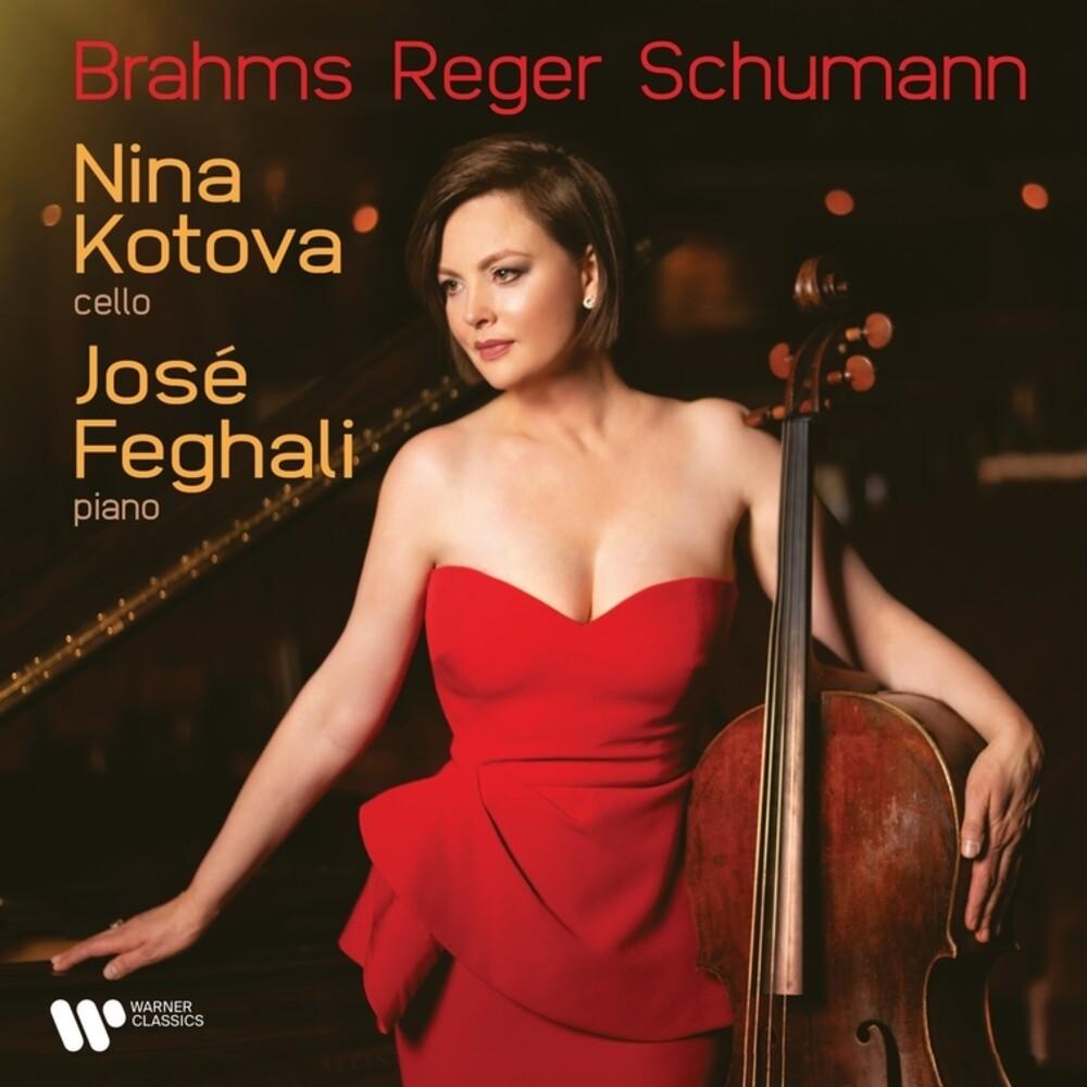 Nina Kotova  / Feghali,Jose - Romantic Recital
