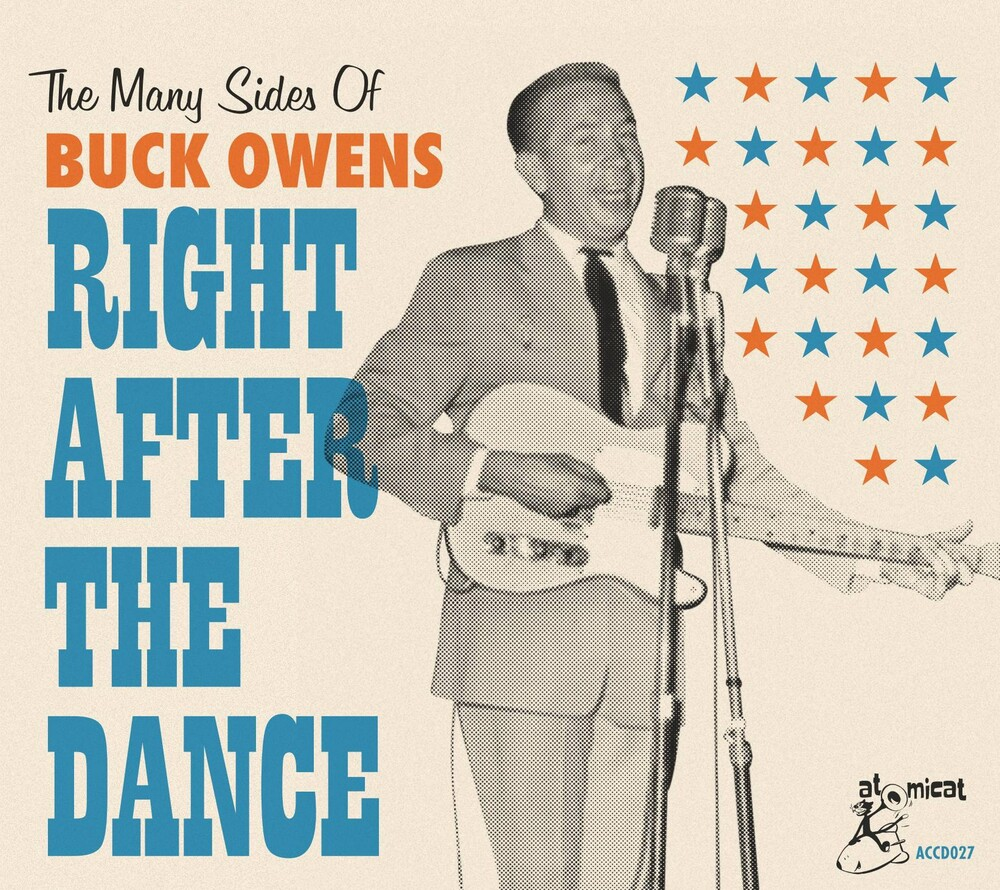 - The Many Sides Of Buck Owens: Right After The Dance