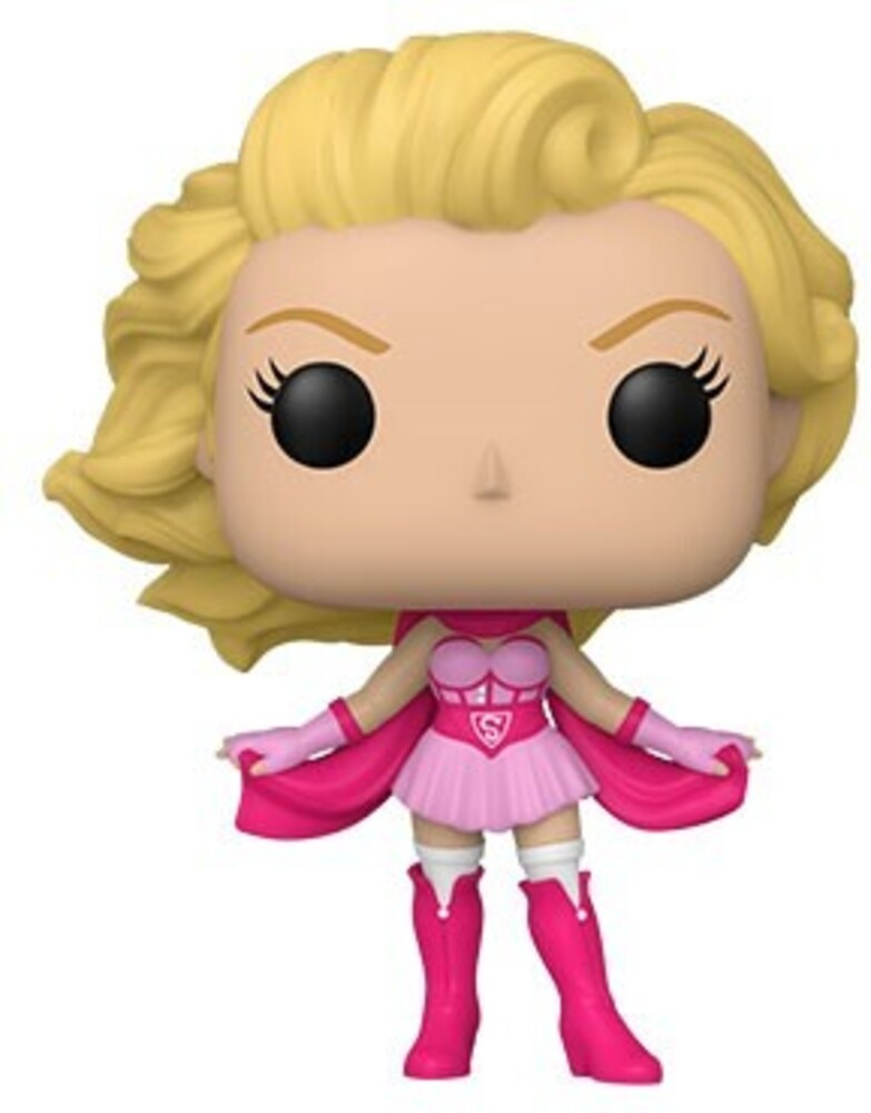 Funko Pop! Heroes: - Breast Cancer Awareness- Bombshell Supergirl