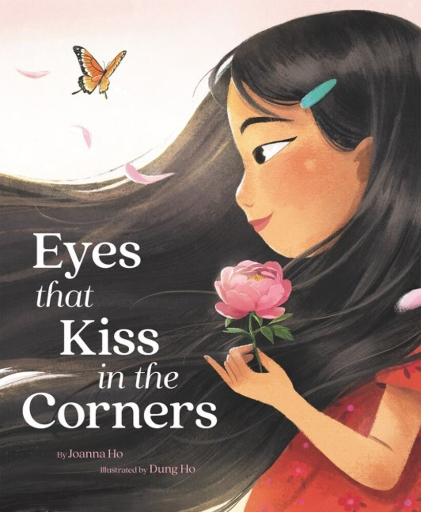 Joanna Ho  / Ho,Dung - Eyes That Kiss In The Corners (Hcvr) (Ill)