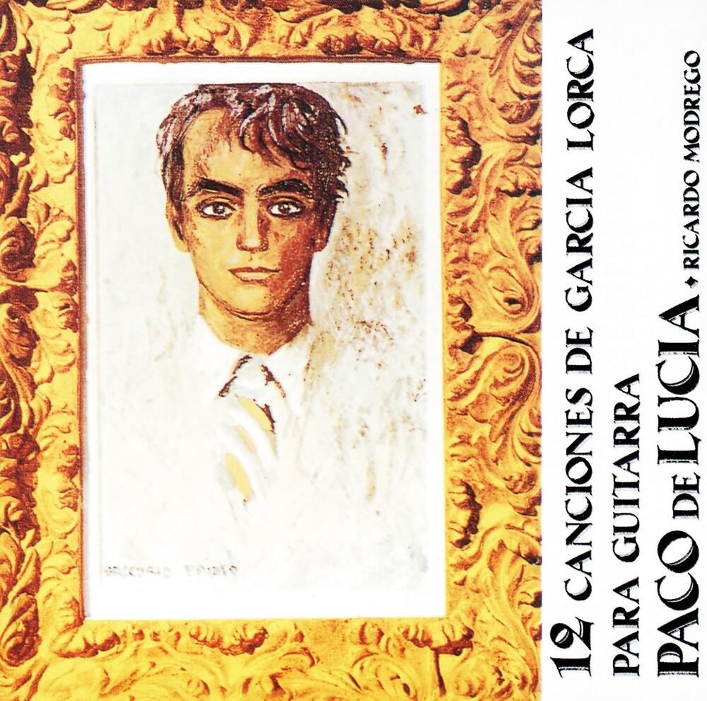 De Paco Lucia - 12 Canciones De Garcia Lorca Para Guitarra (Spa)