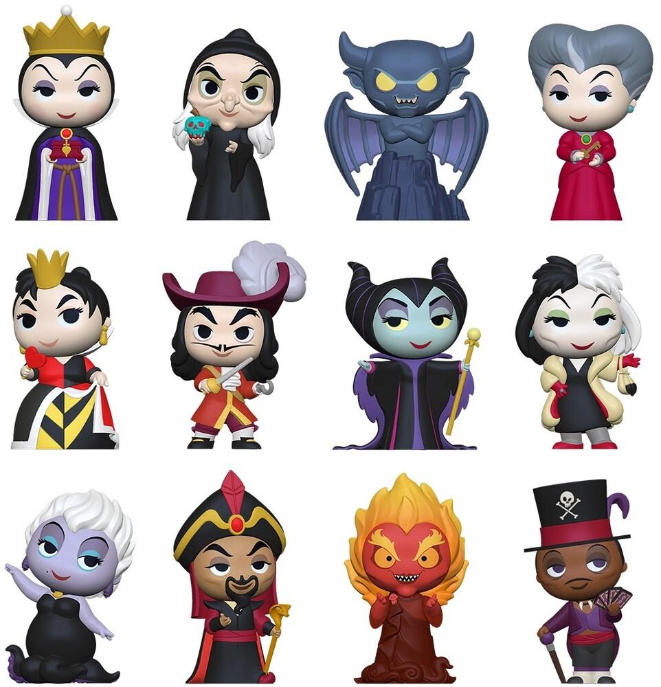 - Disney Villains (One Mini Per Purchase) (Vfig)