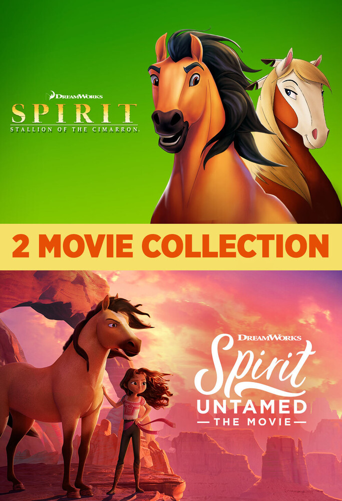 Spirit 2-Movie Collection - Spirit 2-Movie Collection (2pc) / (2pk Ecoa)