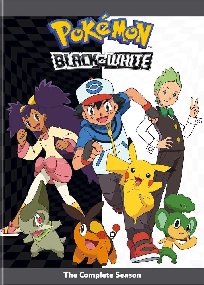 - Pokemon The Series: Black And White Complete Season 14