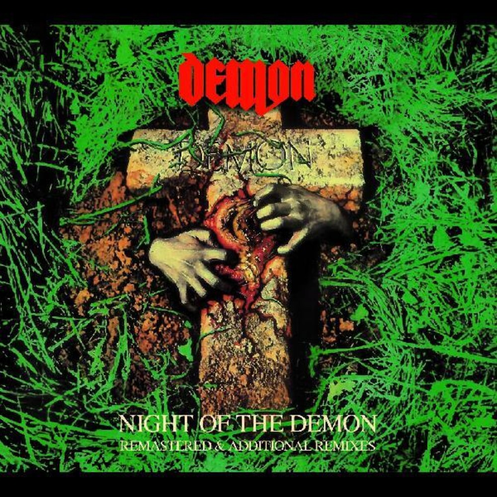 Demon - Night Of The Demon [Remastered] (Uk)