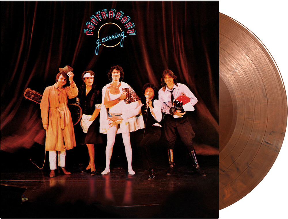 Golden Earring - Contraband (Blk) [Colored Vinyl] [Limited Edition] [180 Gram] (Org) (Hol)