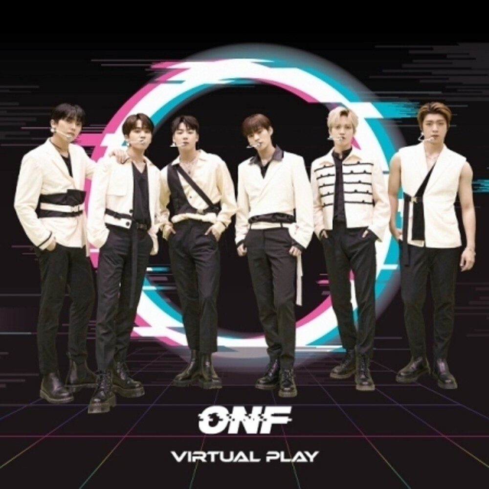 Onf - Onf Vp (Virtual Play) (Stic) [With Booklet] (Phot) (Prmp)