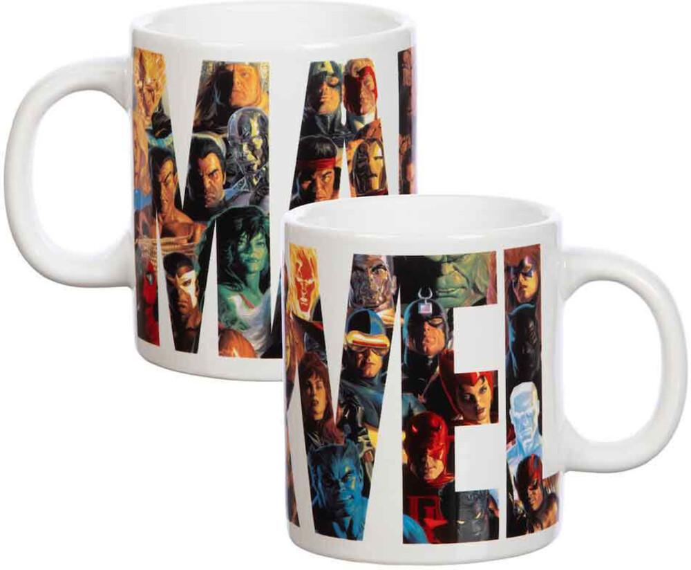 - Marvel Retro 16 Oz. Ceramic Mug (Mug)
