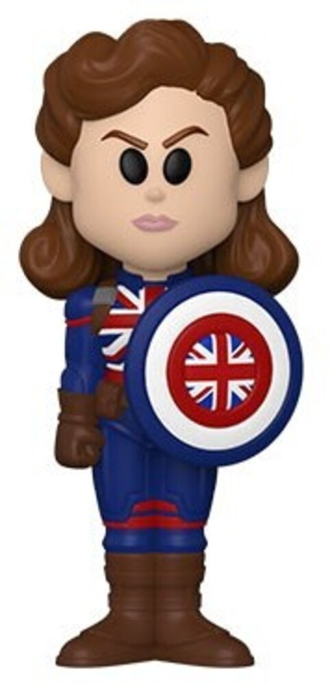 - Agent Carter- Captain Carter (Styles May Vary)