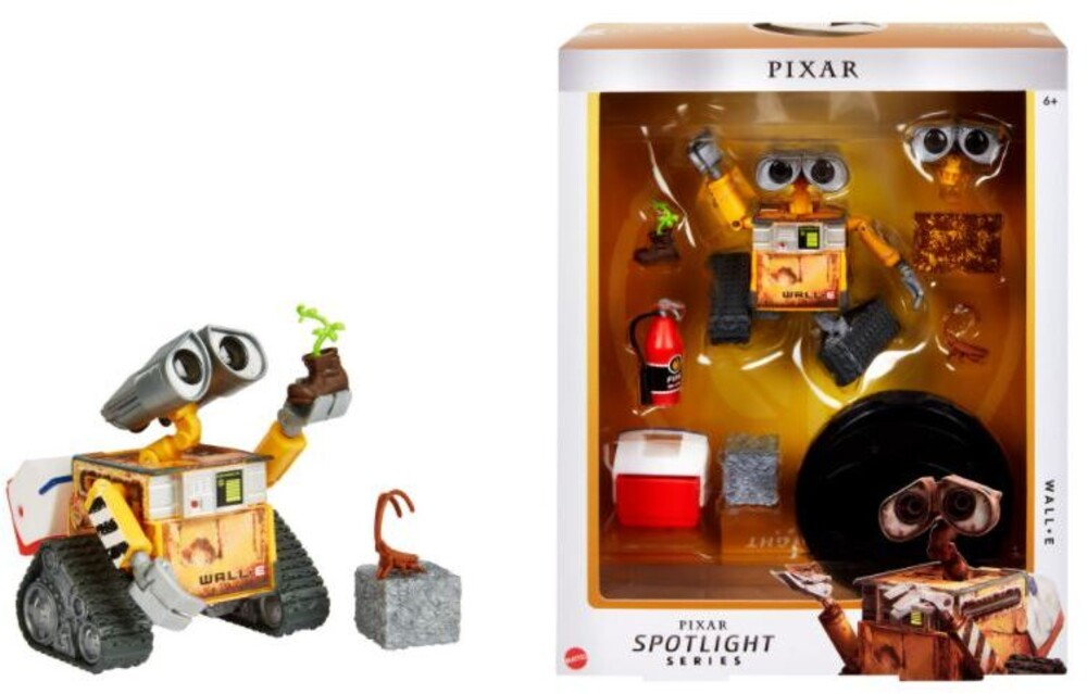 World of Pixar - World Of Pixar Spotlight Series Wall E (Fig)