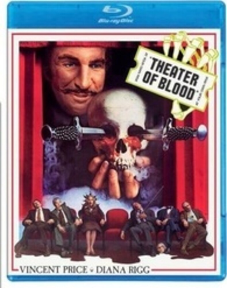 Theater of Blood (1973) - Theater Of Blood (1973) / (Spec)