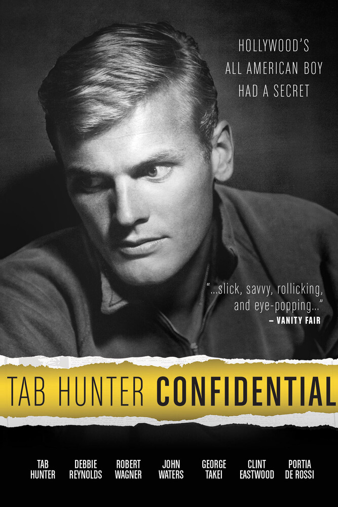 - Tab Hunter Confidential