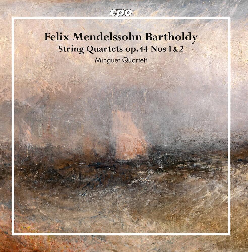 Mendelssohn / Minguet Quartett - String Quartets 3