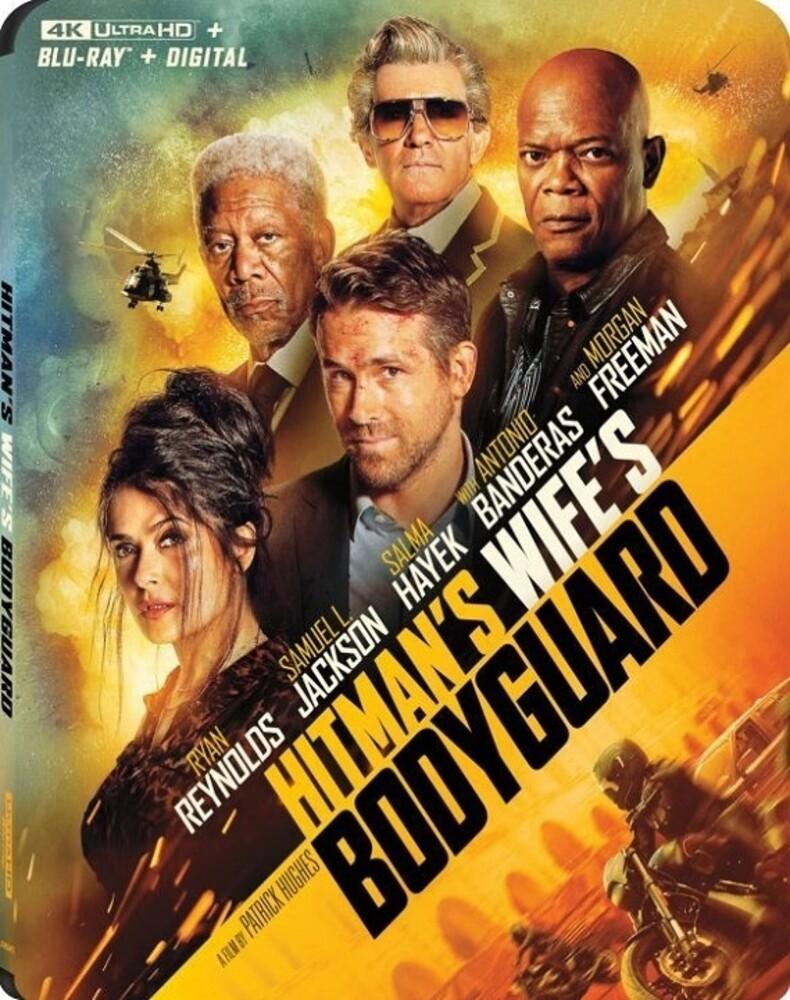 Htiman's Wife's Bodyguard - The Hitman's Wife's Bodyguard