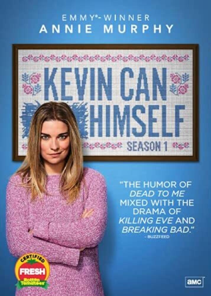 Kevin Can F Himself, Season 1 Bd - Kevin Can F Himself, Season 1 Bd (2pc) / (2pk)