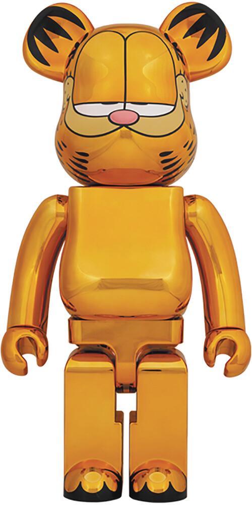 - Garfield Gold Chrome 1000% Bea (Clcb) (Fig)