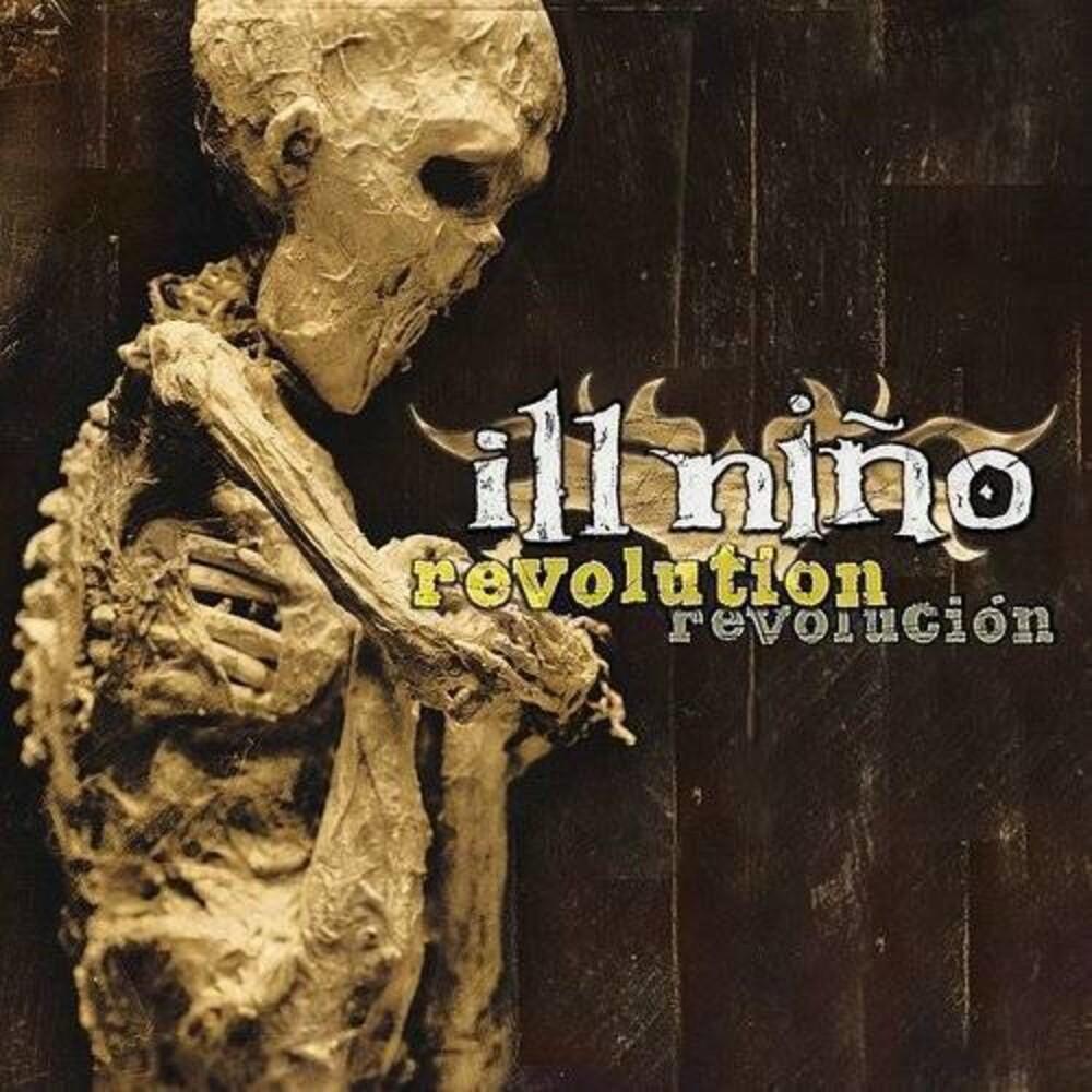 Ill Nino - Revolution Revolucion [Colored Vinyl] (Grn) (Ylw)