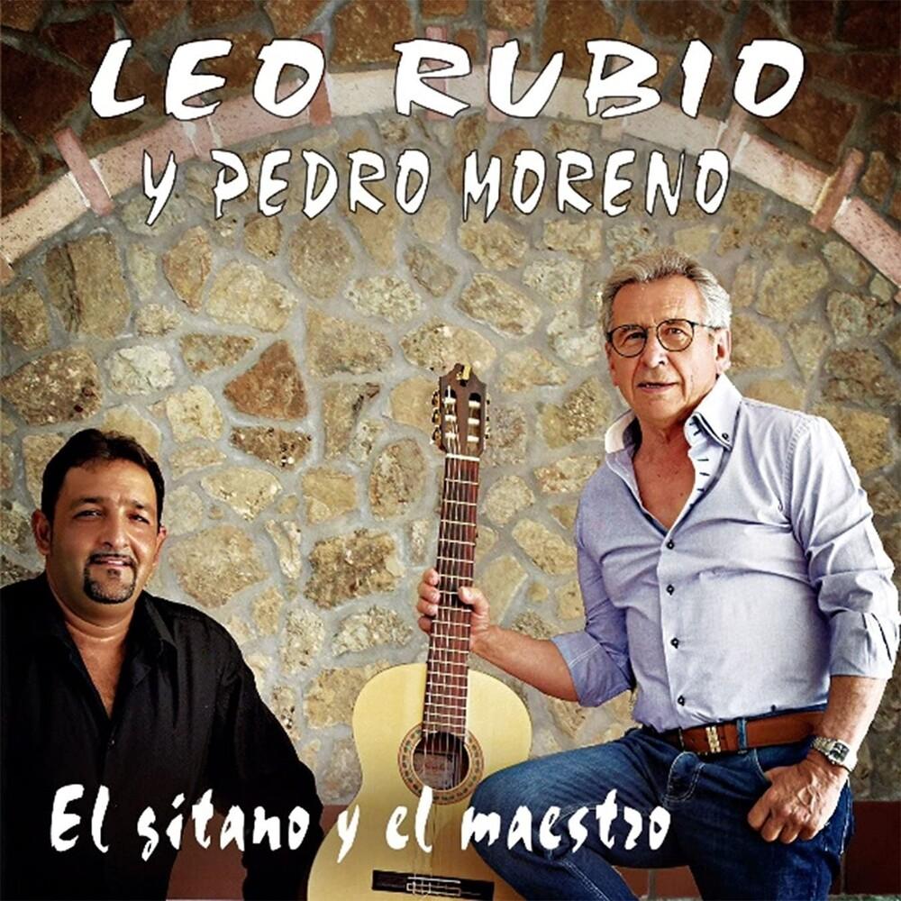 Leo Rubio  / Moreno,Pedro - El Gitano Y El Maestro (Spa)