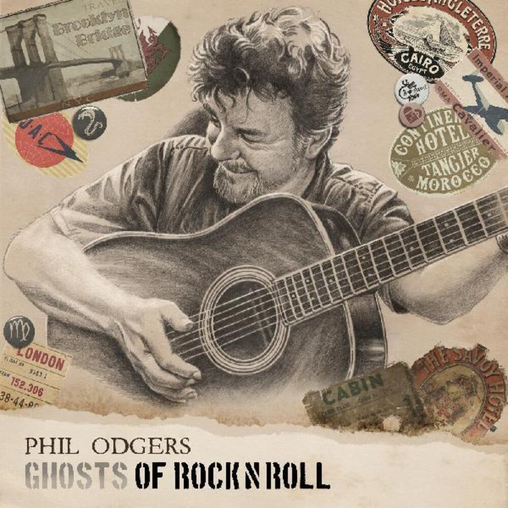 Phil Odgers - Ghosts Of Rock N Roll
