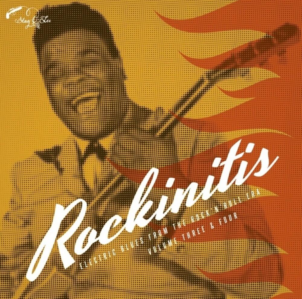 Various Artists - Rockinitis 03 & 04 (Various Artists)