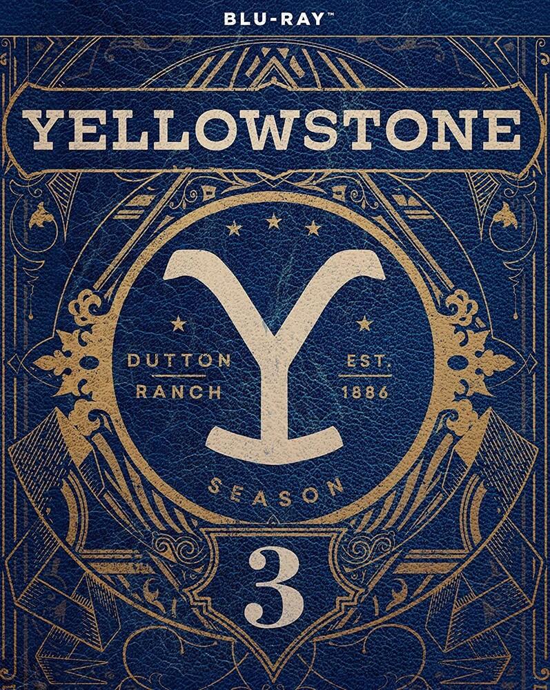 Yellowstone: Season Three - Yellowstone: Season Three (3pc) / (Spec 3pk Ac3)
