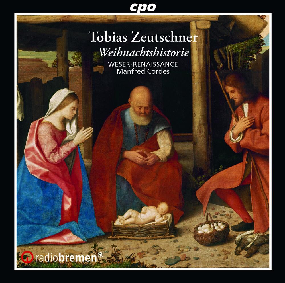 Zeutschner / Weser-Renaissance Bremen / Cordes - Weihnachtshistorie