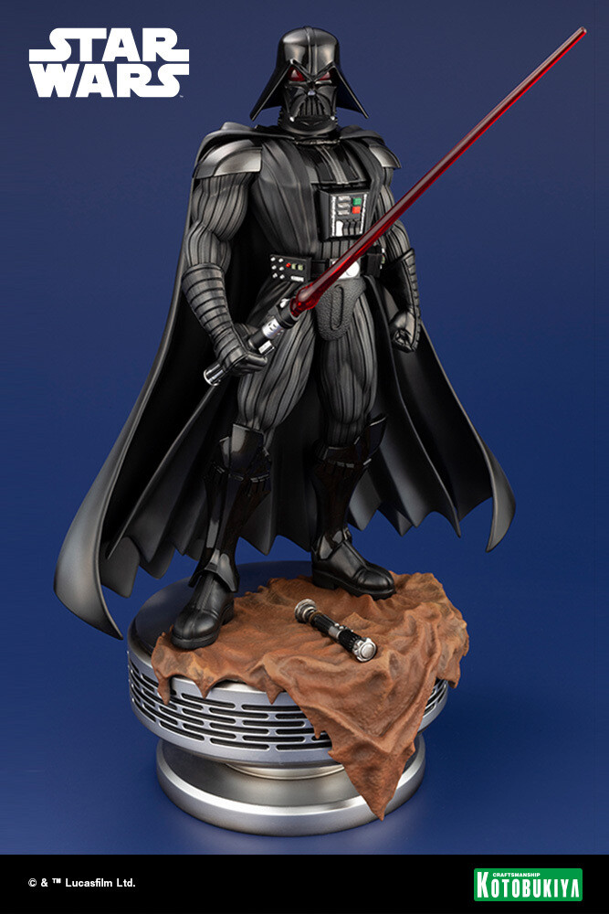 Star Wars: A New Hope Artfx Artist Ser Darth Vader - Star Wars: A New Hope Artfx Artist Ser Darth Vader