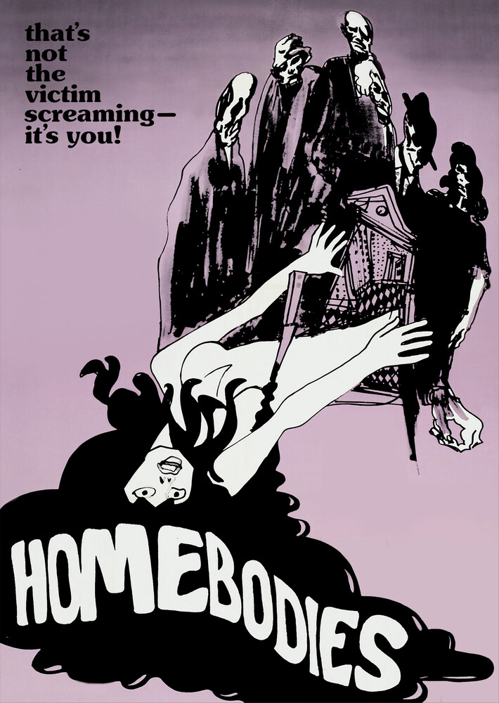 Homebodies (1974) - Homebodies (1974) / (Spec)
