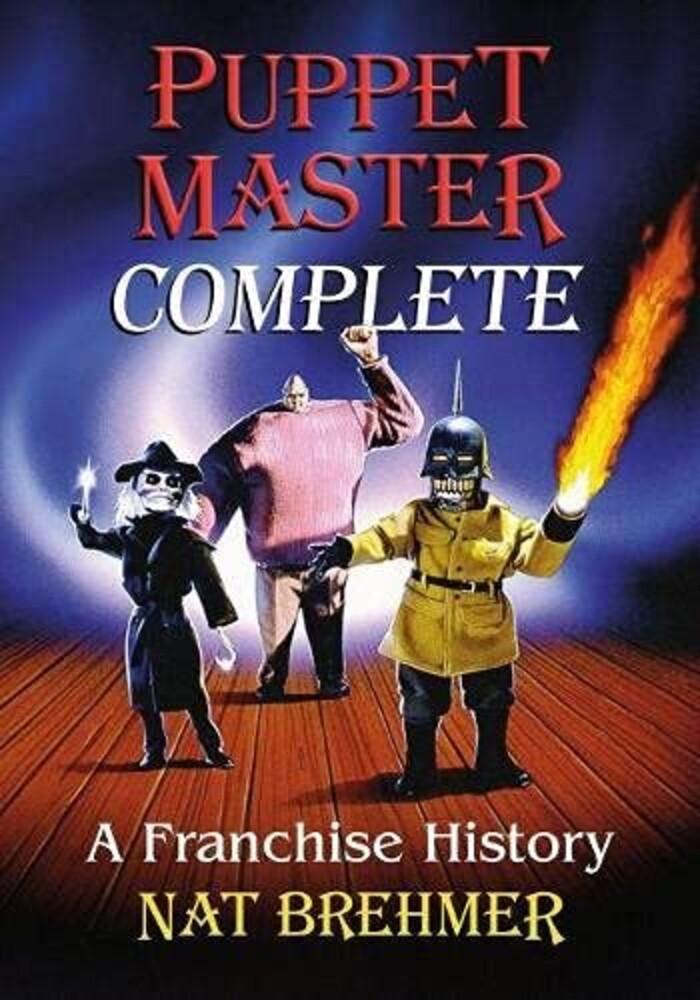Nat Brehmer - Puppet Master Complete (Ppbk)