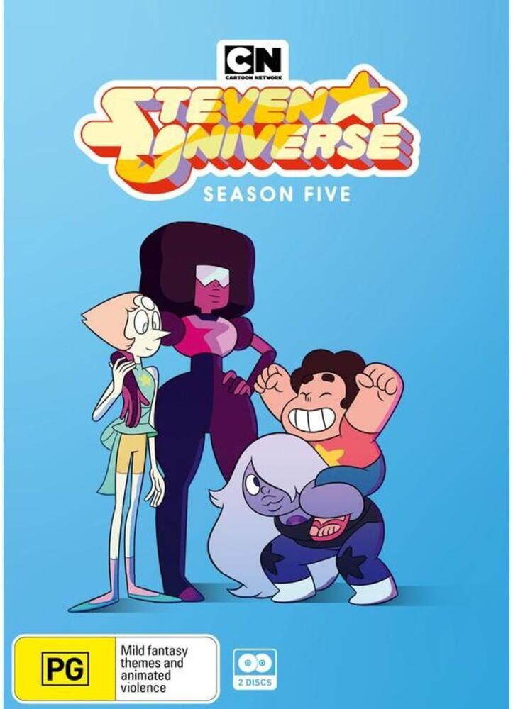 Steven Universe: Season 5 - Steven Universe: Season 5 (2pc) / (Aus Ntr0)