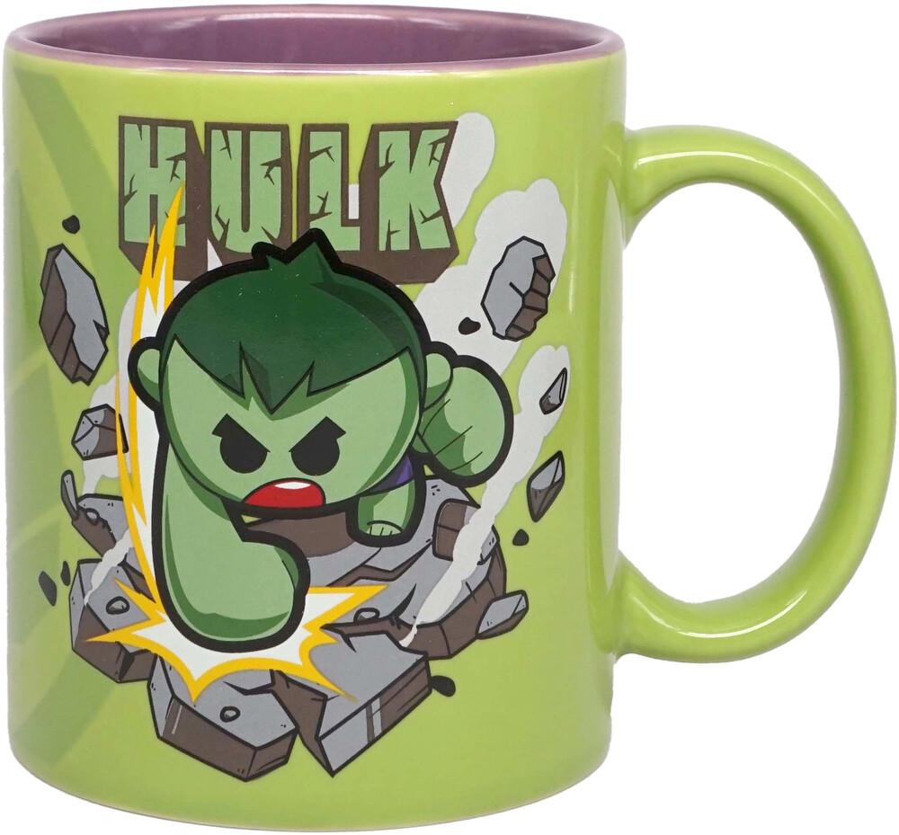 Marvel Mini Heroes Hulk Mug (11 Oz) - Marvel Mini Heroes Hulk Mug (11 Oz) (Mug)