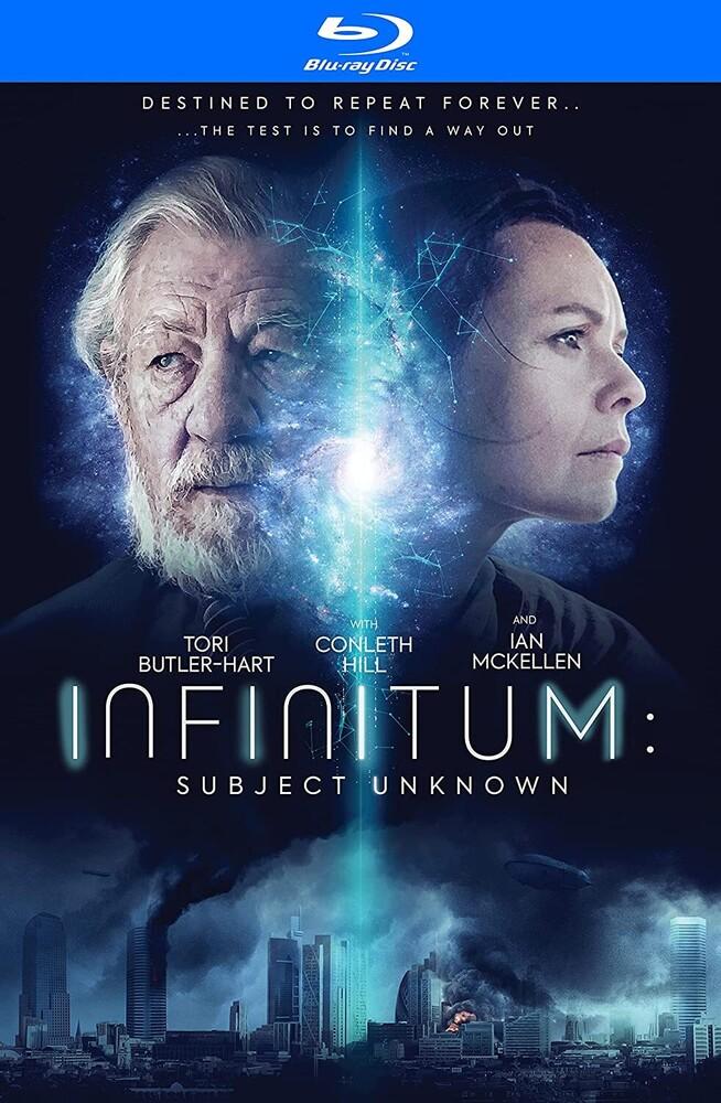 Infinitum: Subject Unknown - Infinitum: Subject Unknown / (Mod)