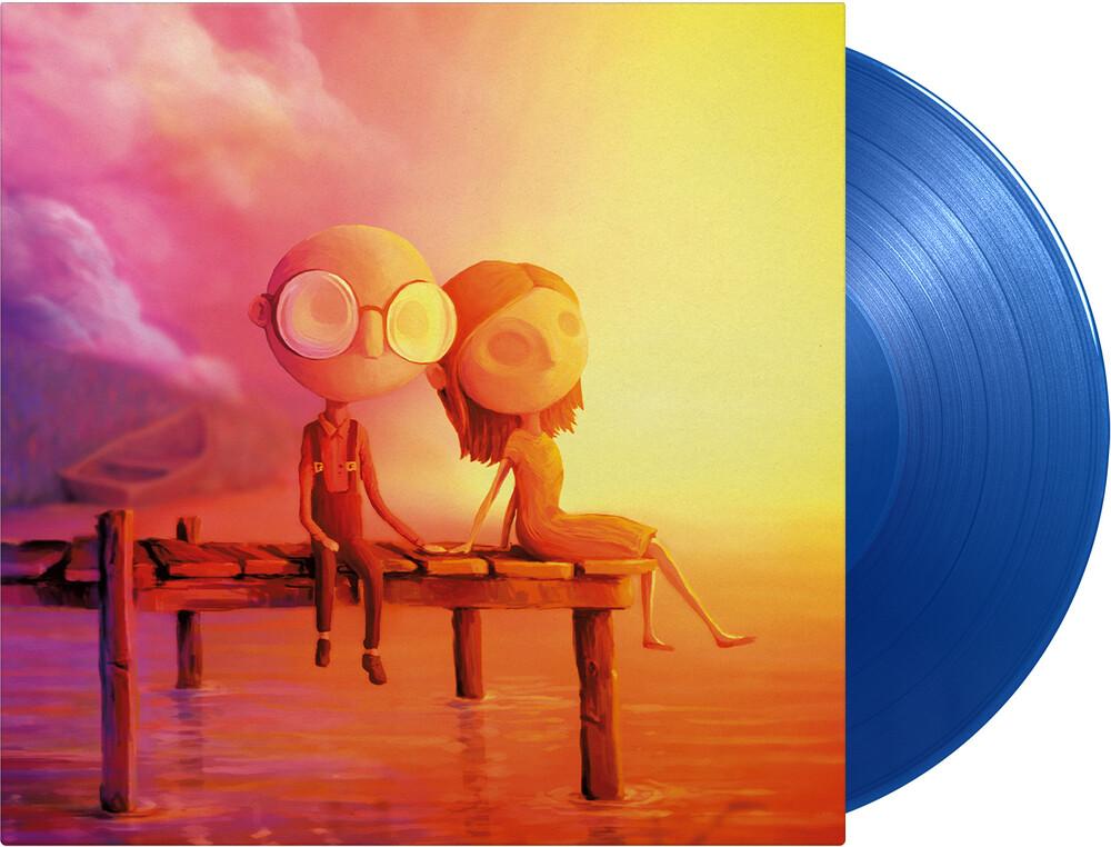 Steven Wilson  (Blue) (Colv) (Ltd) (Ogv) (Numb) - Last Day Of June / O.S.T. (Blue) [Colored Vinyl] [Limited Edition]