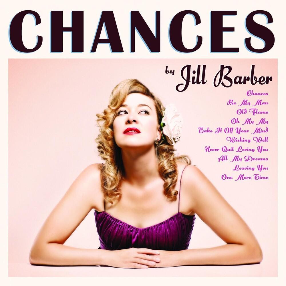 Jill Barber - Chances [Import]