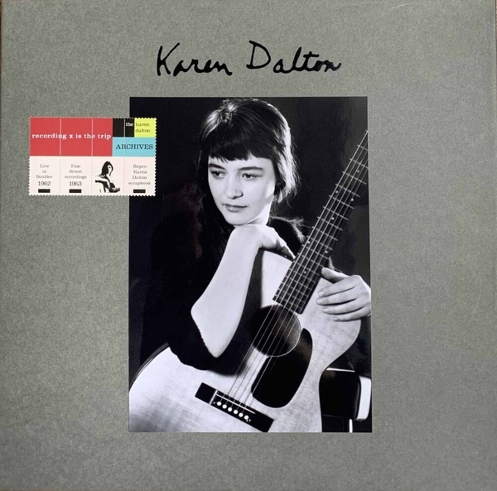 Karen Dalton - Karen Dalton Archives Box (W/Cd) (W/Dvd) (Wbox)
