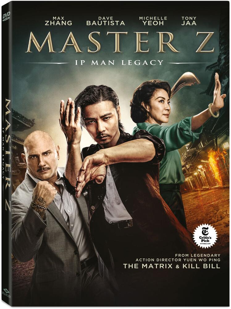 - Master Z: Ip Man Legacy
