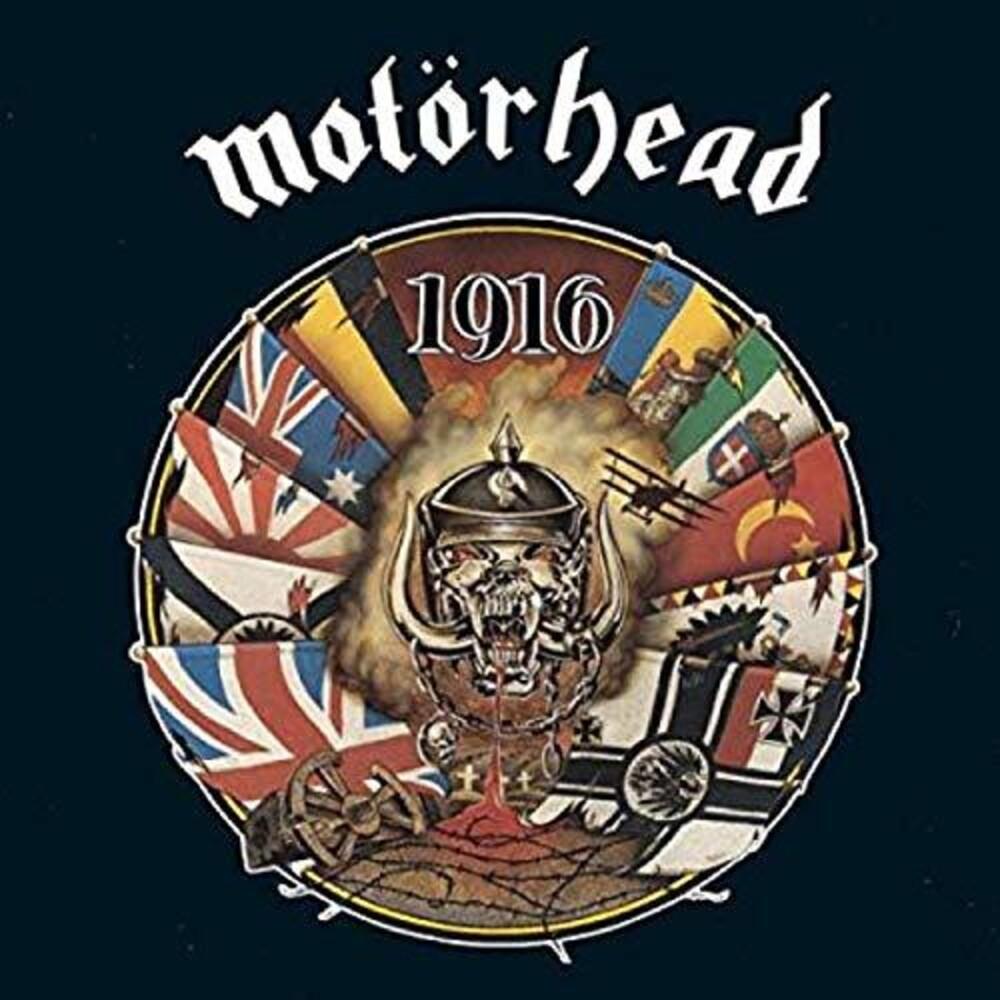 Motorhead - 1916 [Import Limited Edition]