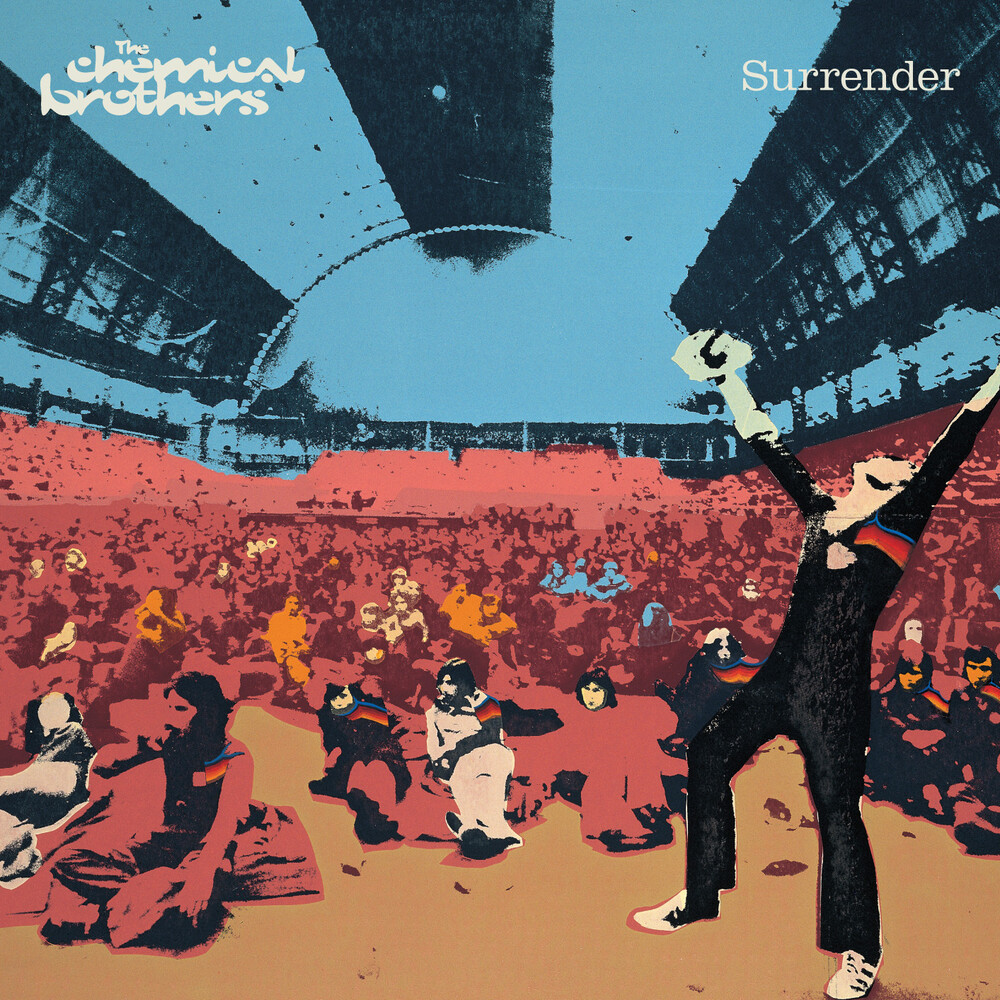 The Chemical Brothers - Surrender [4 LP/DVD]