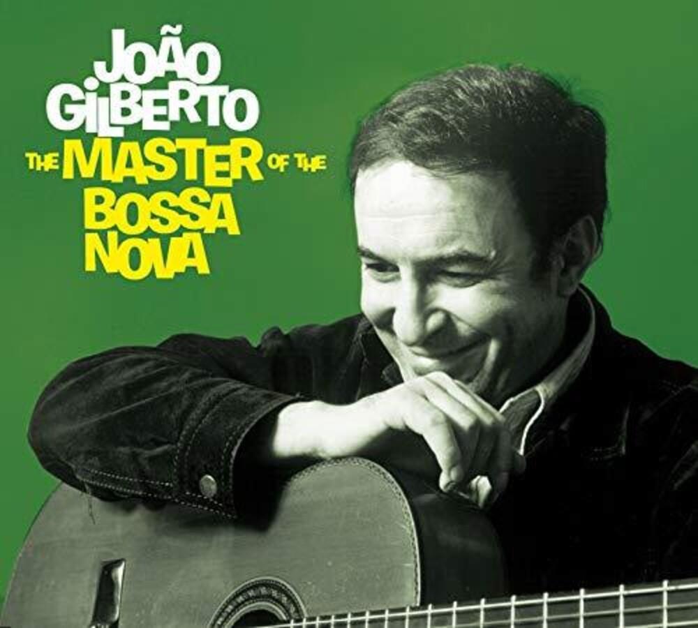 Joao Gilberto - Master Of The Bossa Nova: Complete 1958-1961 Recordings [LimitedDigipak]