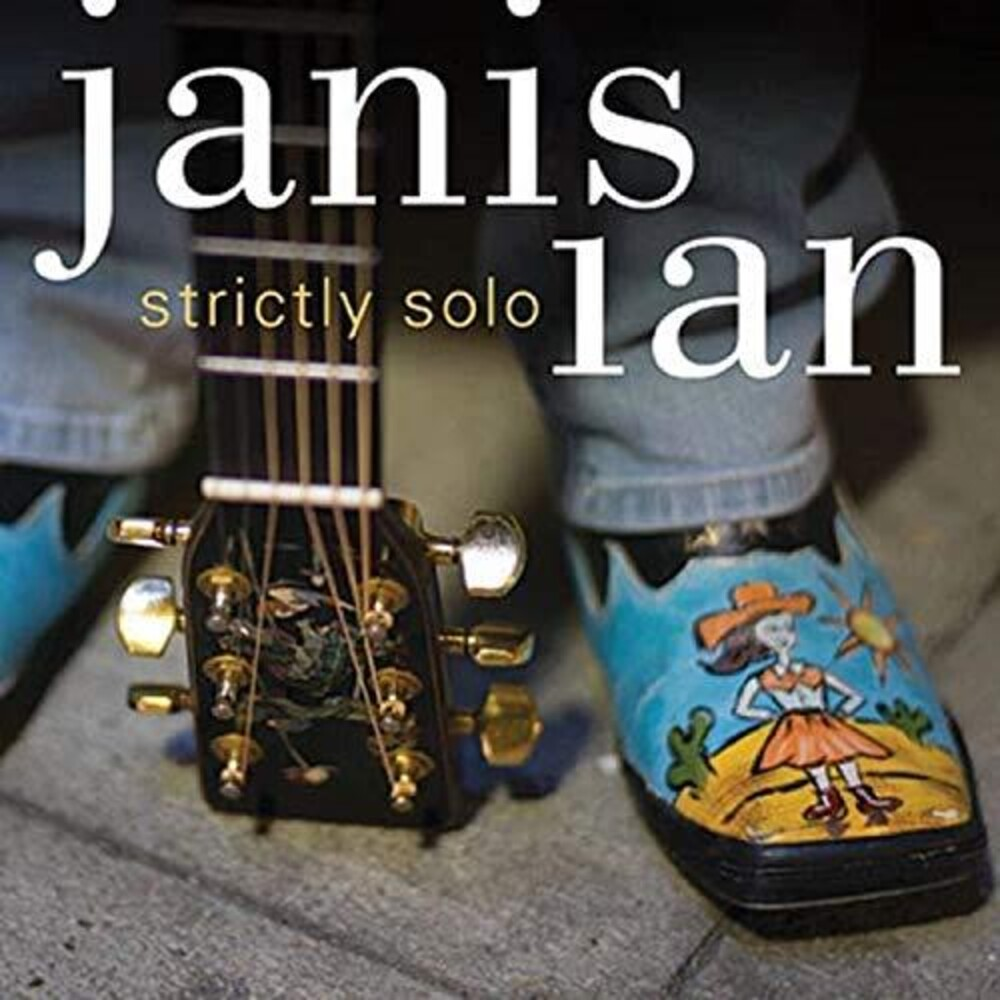 Janis Ian - Strictly Solo