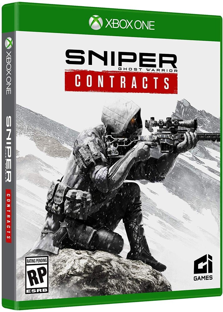 - Sniper Ghost Warrior Contracts
