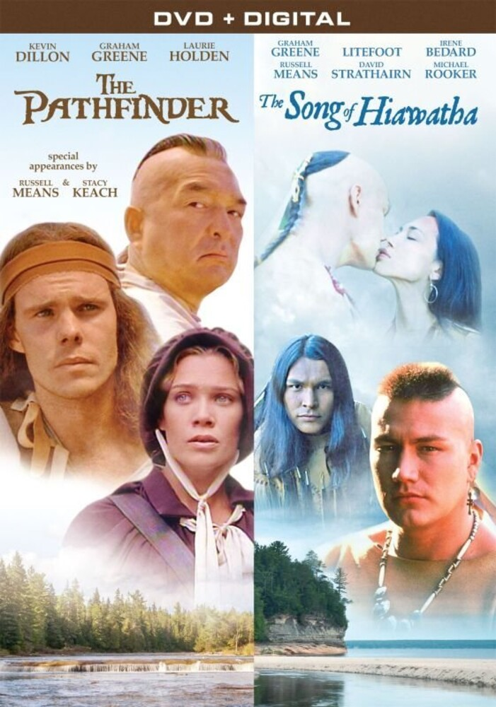 Kevin Dillon - Song Of Hiawatha & Pathfinder